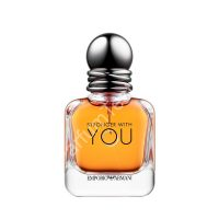 Armani Stronger With You – Apa de Toaleta, 100ml (Tester)