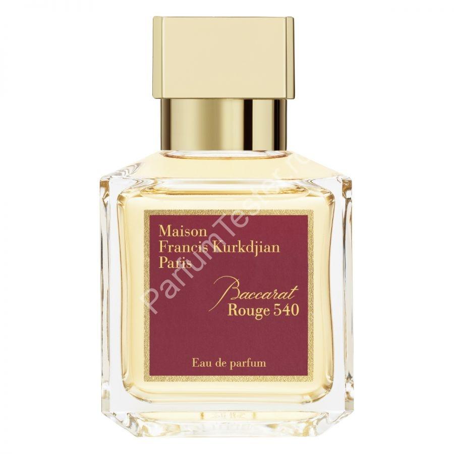 Parfum Baccarat Rouge EDP tester