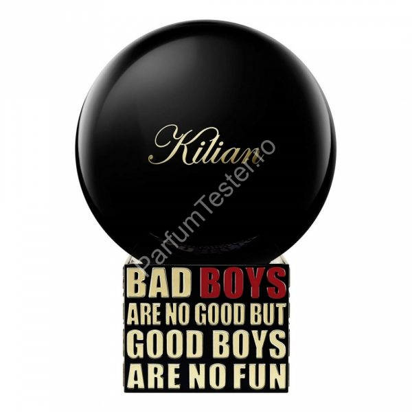 Bad Boys Are No Good But Good Boys Are No Fun tester