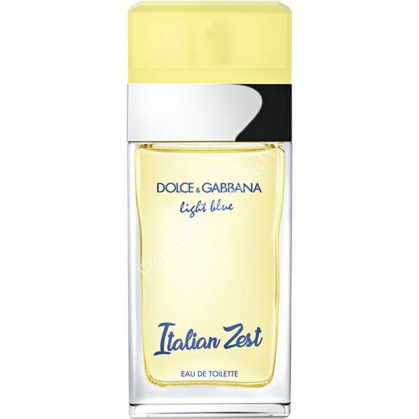 Dolce Gabbana Light Blue Italian Zest tester