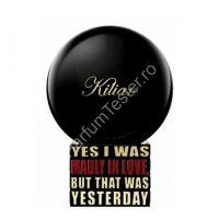 By Kilian Yes I Was Madly In Love, But That Was Yesterday – Apa de parfum, 100 ml (Tester)