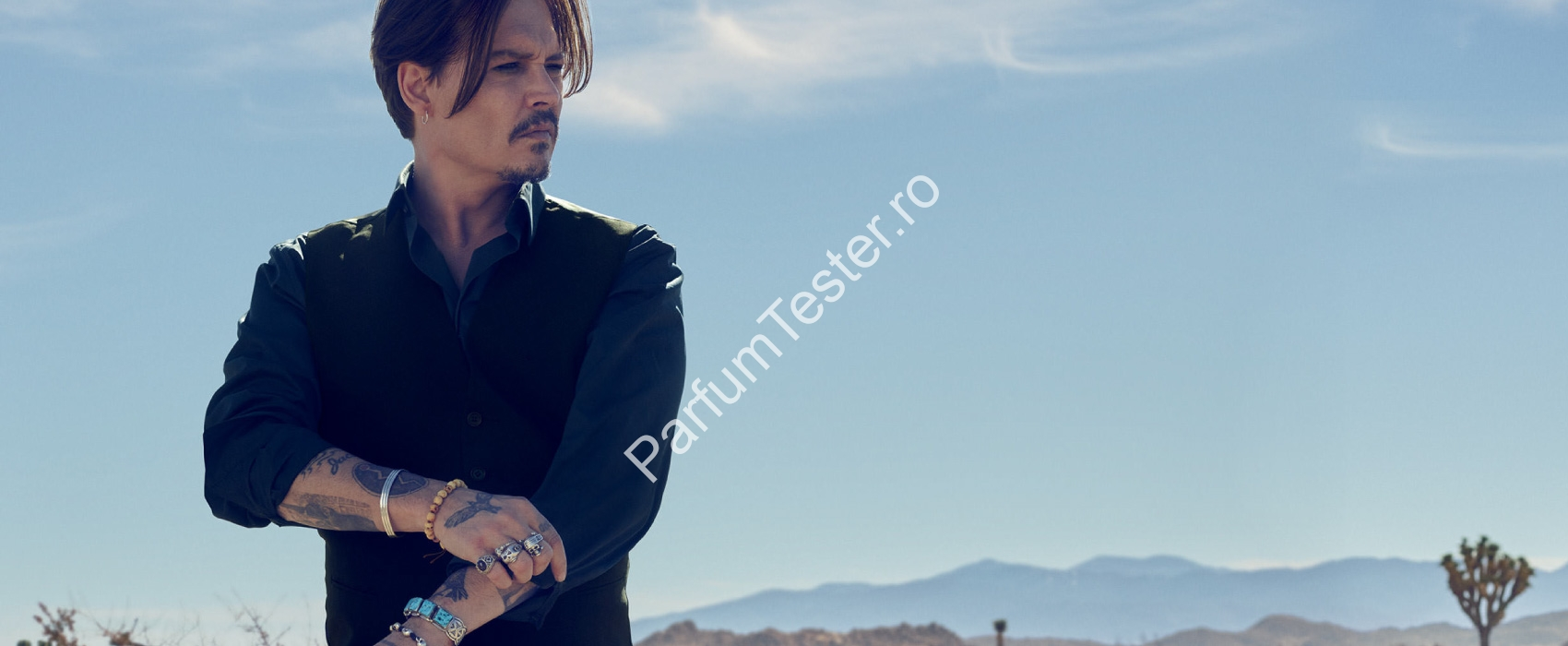 Dior Sauvage Johnny Depp