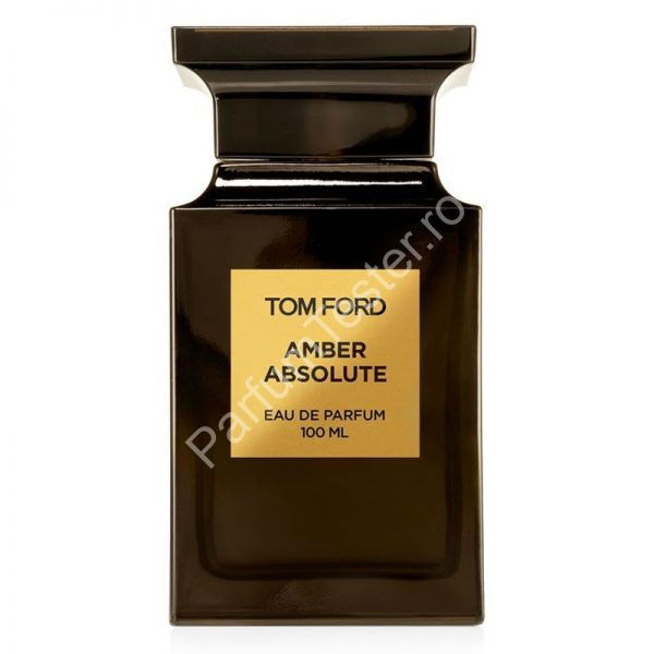 Tom Ford Amber Absolute tester