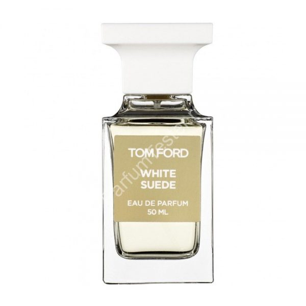 Tom Ford White Suede tester