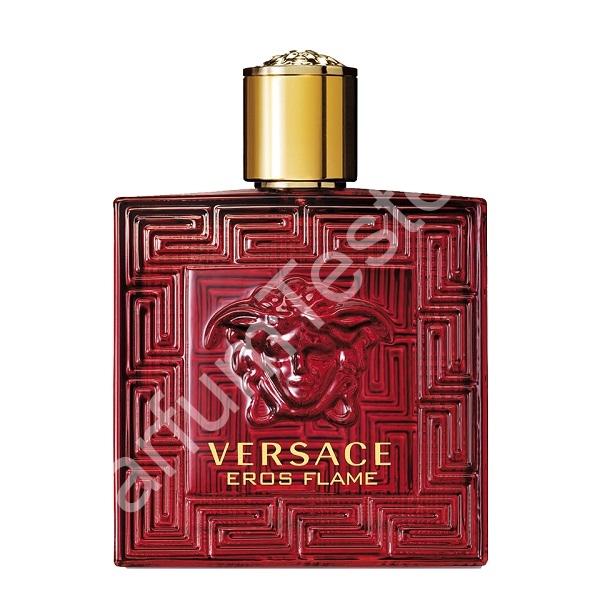 Versace Eros Flame tester