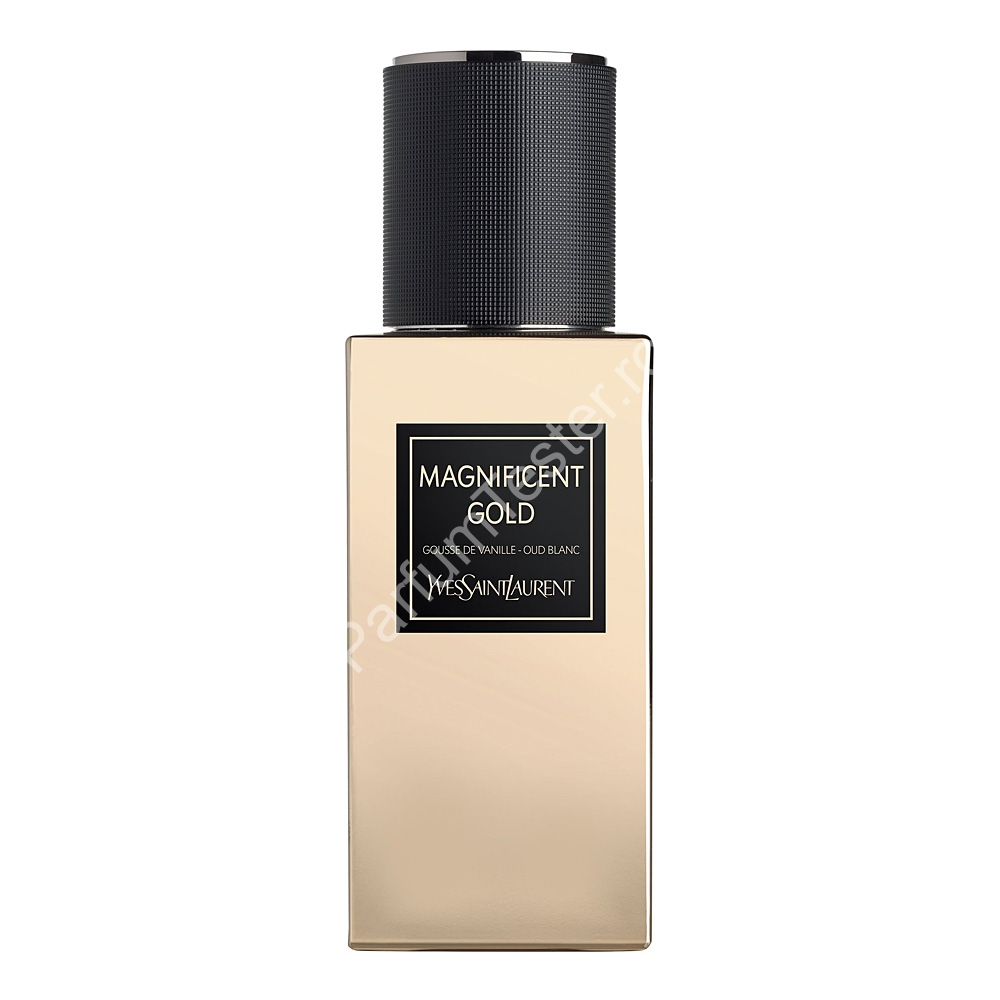 YSL Magnificent Gold tester
