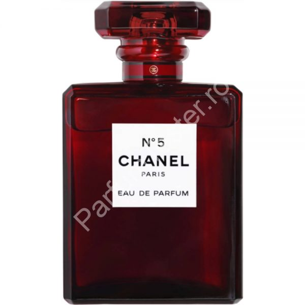 Chanel No 5 red tester parfum