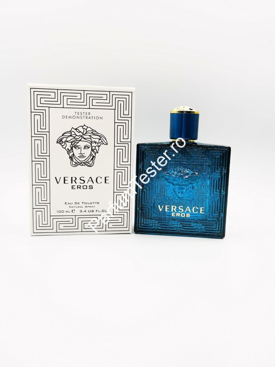 Versace Eros - Apa de Toaleta