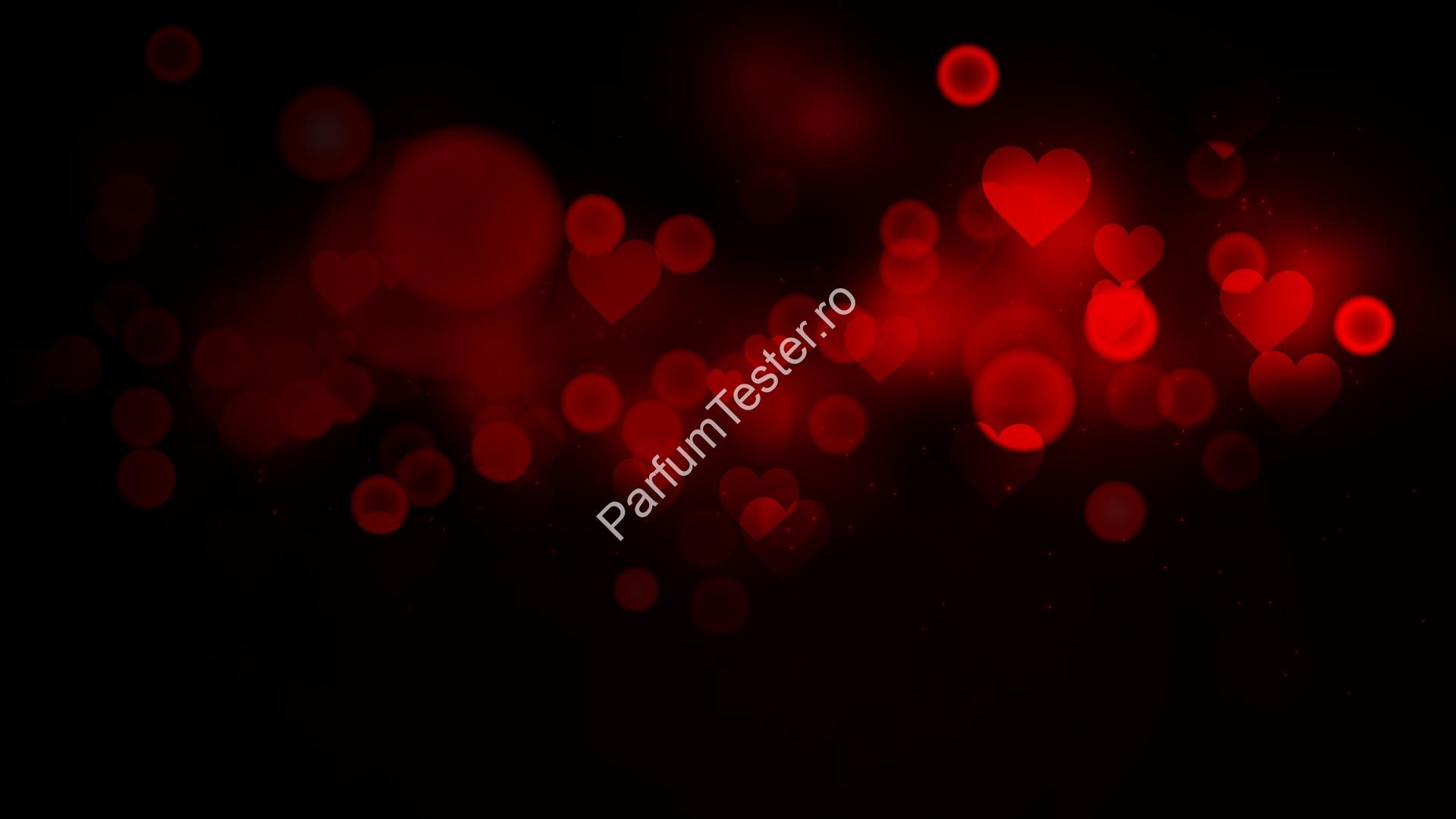 Parfum tester Valentine's Day