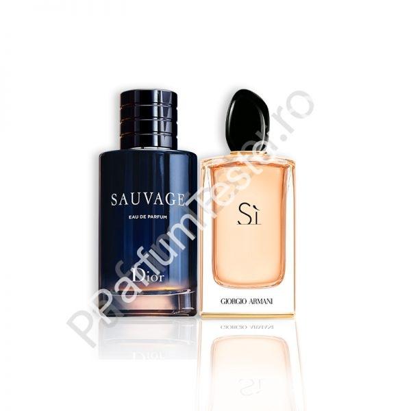 Sauvage-Armani-Si